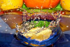 Freschezza Colourful Immagine Stock Libera da Diritti