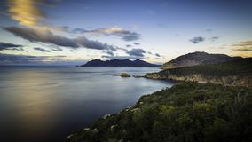 Frescinet national park stock image