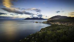 Frescinet nationalpark fotografering för bildbyråer