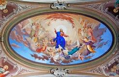 Fresco Royalty Free Stock Photo