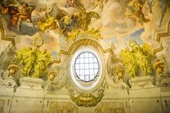 fresco Arkivfoto