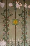 antique damaged fresco Stock Image