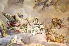 Fresco Stock Image