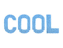 fresco Azul da cor Imagem de Stock