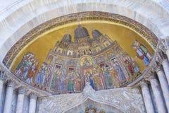 Fresco Basilica di San Marco Image libre de droits