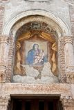 Fresco Church of San Zeno in Oratorio,Verona,Italy Stock Photography