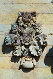 Fresco Hindu temple complex in Bali, indonesia Stock Photo
