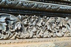 Fresco Hindu temple complex in Bali, indonesia Royalty Free Stock Photos