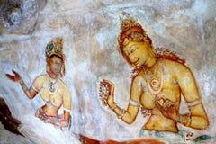 Free Fresco In The Stone Royalty Free Stock Image - 57985796