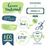 Fresco, organico, il glutine libera, 100% bio-, qualità premio, localmente Immagini Stock