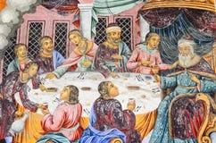 Fresco Royalty Free Stock Photography