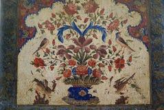 Fresco in Vank cathedral, Isfahan,Iran. Stock Photos