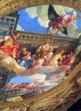 Fresco at The Venetian Hotel, Las Vegas Royalty Free Stock Photo