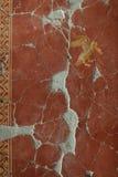 Fresco in villa oplontis Stock Photos