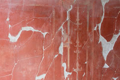 Fresco in villa oplontis Royalty Free Stock Images