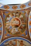 Frescoes - 9 royaltyfri foto