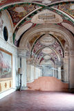Frescoes In Casino Montaldo Villa Lante Italy Royalty Free Stock Image
