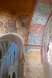 Frescoes Church of St. Nicholas. Demre. Turkey Stock Photo