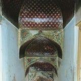 Frescoes stock image