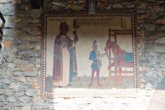 Frescoes Royalty Free Stock Photo