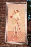 Frescoes Royalty Free Stock Photography