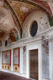 Frescoes At Villa Lante Royalty Free Stock Photo