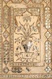 frescoindia jaipur vägg Royaltyfria Bilder