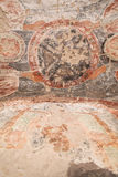 Frescos in a Cave Church in Zelve Valley, Cappadocia Stock Photos
