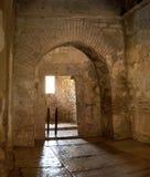 Frescos in the Saint Nicholas church in Demre, Turkey Royalty Free Stock Photography