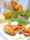 Freselle neapolitan food Royalty Free Stock Photo