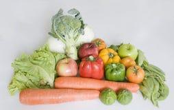 Fresf grönsak Arkivbild