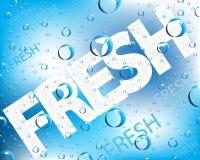 Fresh Royalty Free Stock Image