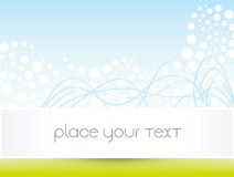 Fresh abstract background Royalty Free Stock Images