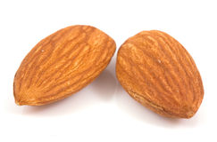 Fresh almond Royalty Free Stock Image