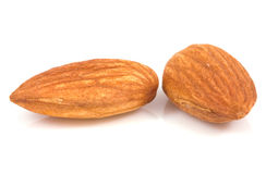 Fresh almond Stock Images