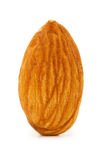 Fresh almond isolated Royalty Free Stock Photography