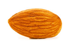 Fresh almond isolated Royalty Free Stock Photo
