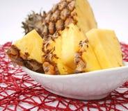 Fresh ananas Royalty Free Stock Images
