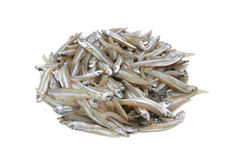 Fresh anchovy Stock Photos