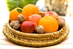 Fresh And Healthy Fruit Royalty Free Stock Photo