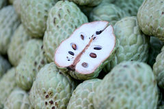 Fresh Annona fruit. Royalty Free Stock Photography