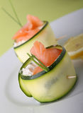 Fresh appetizer royalty free stock image