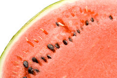 Fresh appetizing water-melon Stock Photos