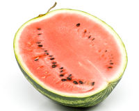 Fresh appetizing water-melon Royalty Free Stock Images