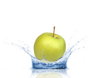 Fresh apple Royalty Free Stock Photography