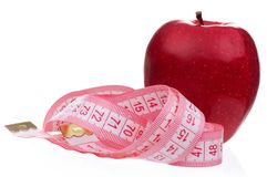 Fresh apple Royalty Free Stock Image