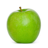 Fresh Apple. On white background Royalty Free Stock Photography