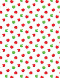 Fresh Apple Background Royalty Free Stock Photos