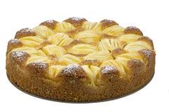 Fresh apple cake Stock Image