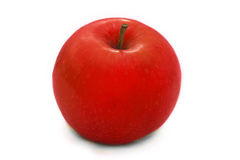 Fresh Apple Royalty Free Stock Photo